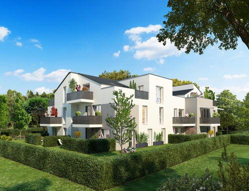 Appartement de 41  m2 - Boigny-sur-Bionne (45760)