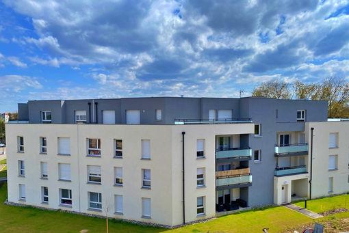Appartement de 44  m2 - Wittenheim (68270)