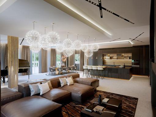 Appartement de 94  m2 - Clichy (92110)