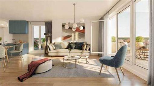 Appartement de 88  m2 - Saint-Pierre-en-Faucigny (74800)