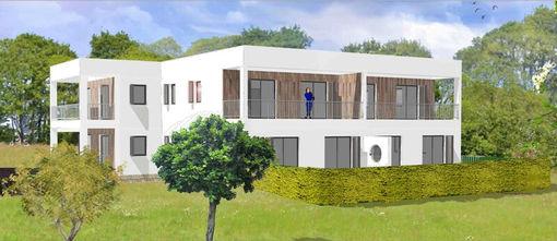 Appartement de 50  m2 - Quimper (29000)