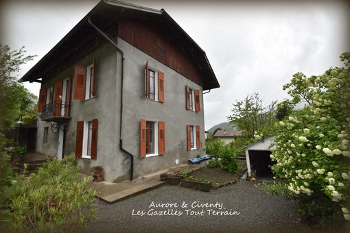 Maison de 118  m2 - Césarches (73200)
