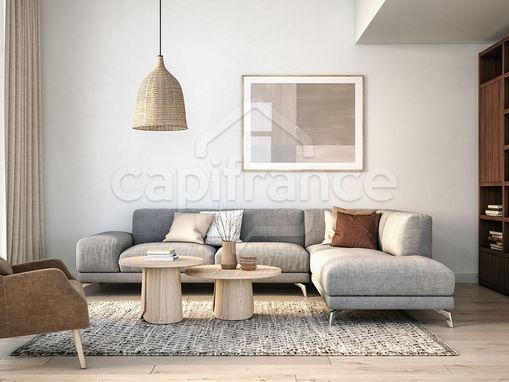 Appartement de 85  m2 - La Rochelle (17000)