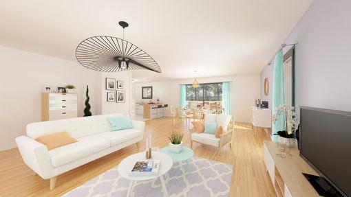 Maison de 130  m2 - Cuvry (57420)