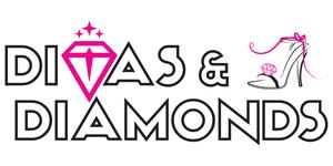 Divas & Diamonds logo
