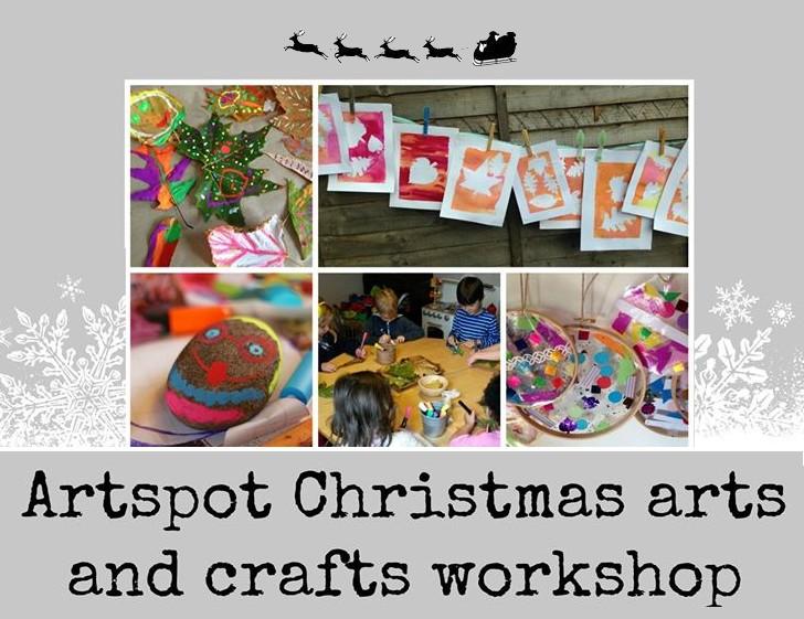 Childrens Christmas Crafts.Children S Christmas Crafts Workshop 3 4 December Our