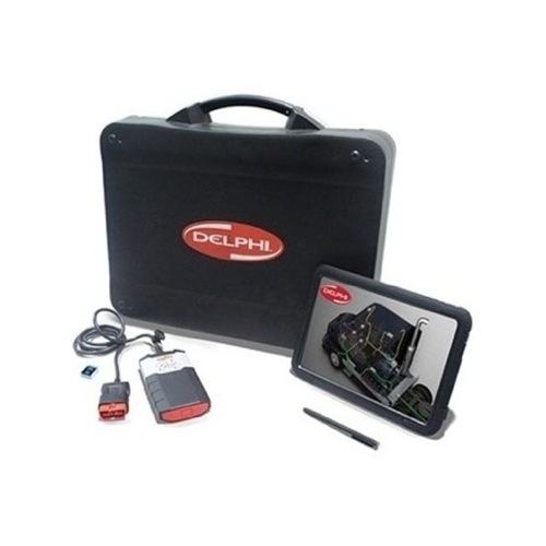 DS450E TRUCK TABLET AND MINI VCI KIT-UK