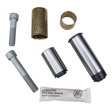 BPW Genuine Guide pin kit 19.5