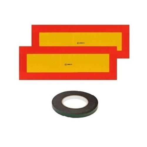 CARAVAN MARKER BOARD KIT ECE70 WITH ADHESIVE TAPE