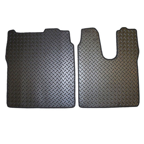 MAN TGA TGX FLOOR MAT SET HEAVY DUTY