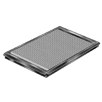 HEAVY DUTY TRUCK POLLEN FILTER COOPERS ACE068