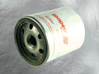 HEAVY DUTY TRUCK OIL FILTER COOPERS Z696