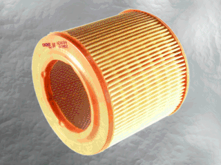 HEAVY DUTY TRUCK AIR FILTER COOPERS AG167