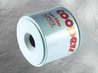 HEAVY DUTY TRUCK FUEL FILTER COOPERS AZF028