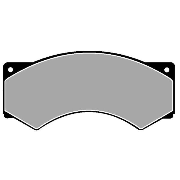 TRUCK HGV BRAKE PADS SET CVP003