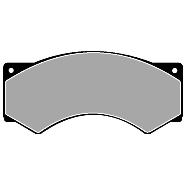 TRUCK HGV BRAKE PADS SET CVP005