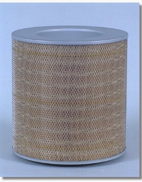Image of Truck HEAVY DUTY HGV AIR FILTER - FLEETGUARD AF4560