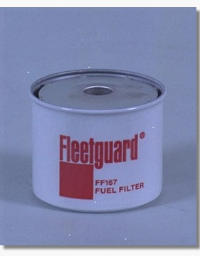 HEAVY DUTY HGV FUEL FILTER - FLEETGUARD FF167