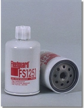 HEAVY DUTY HGV FUEL FILTER - FLEETGUARD FS1251