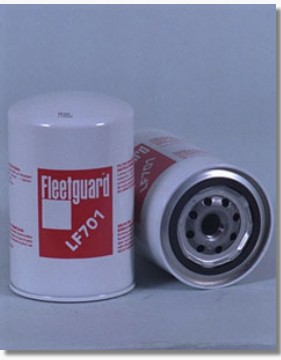 HEAVY DUTY HGV OIL FILTER - FLEETGUARD LF701