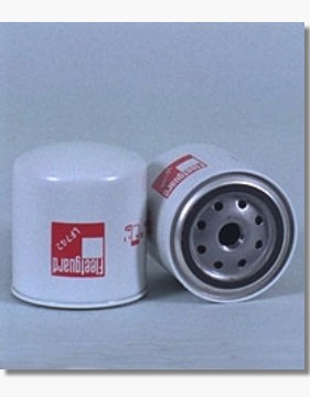 Image of Truck HEAVY DUTY HGV OIL FILTER - FLEETGUARD LF742