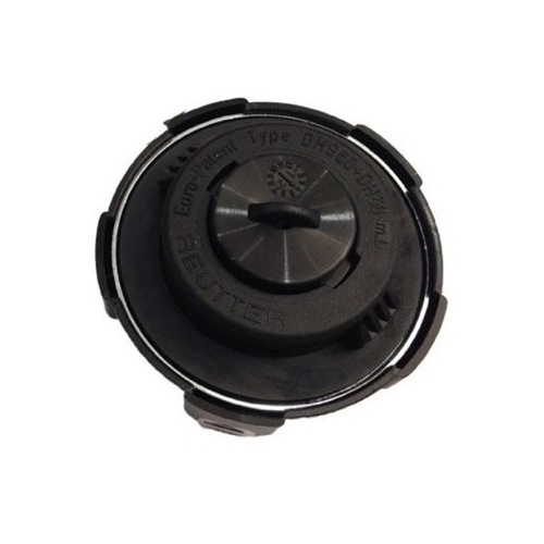 Image of Truck FUEL CAP LOCKABLE 60MM BAYONET PLASTIC SIDE LOCKING