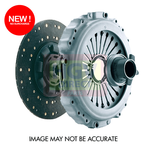 MERCEDES-BENZ ATEGO CLUTCH FOR G85 6 SPEED GEARBOX