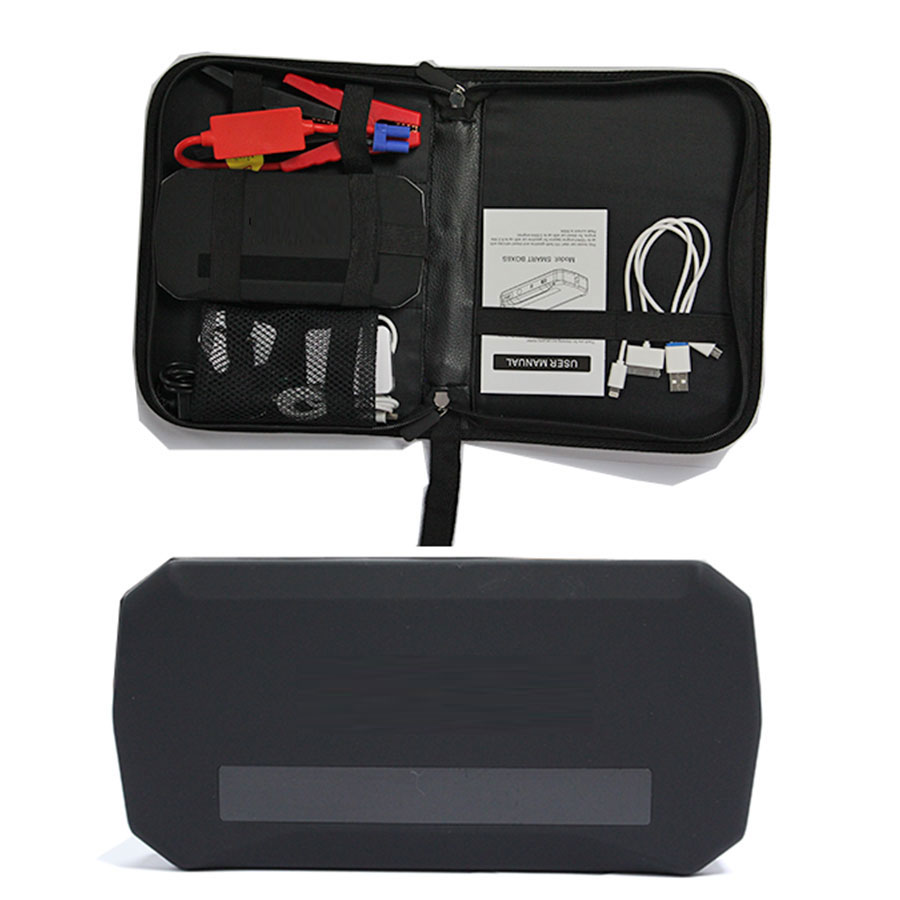SMARTBOX6 PORTABLE JUMP STARTER PETROL UP TO 6500CC, DIESEL UP TO 3500CC 12V