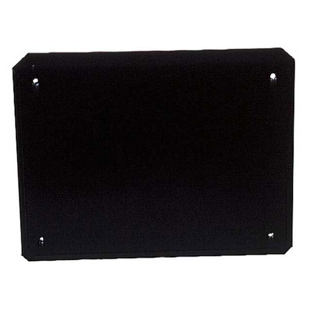 Hazard Plate Holder 400mm x 300mm