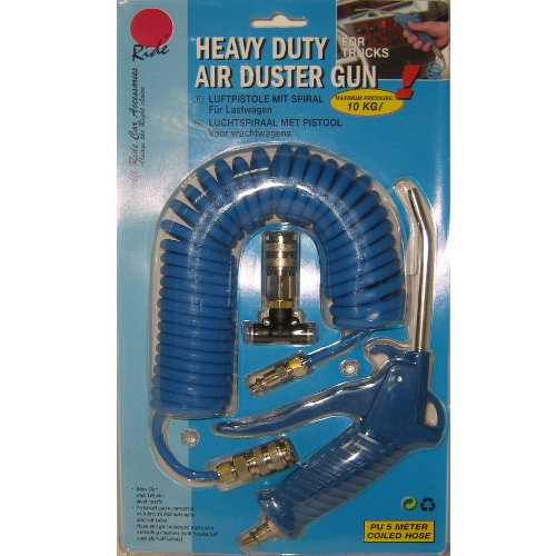 HEAVY DUTY AIR DUSTER GUN