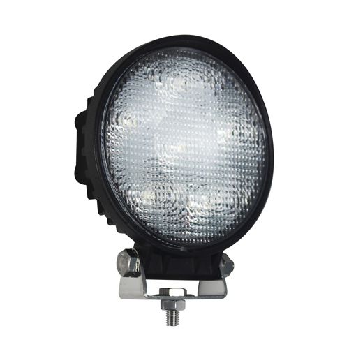 LED Work Lamp 12-24v Round Worklamp