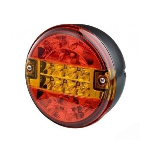 12/24V LED STOP/TAIL/REAR INDICATOR LAMP 140MM X 84MM 810/51/00