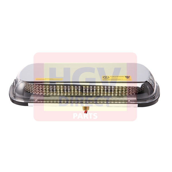 12/24V LED LIGHTBAR SINGLE BOLT FIXING