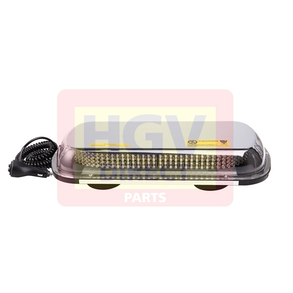 12 24V LED LIGHTBAR MAGNETIC FIXING
