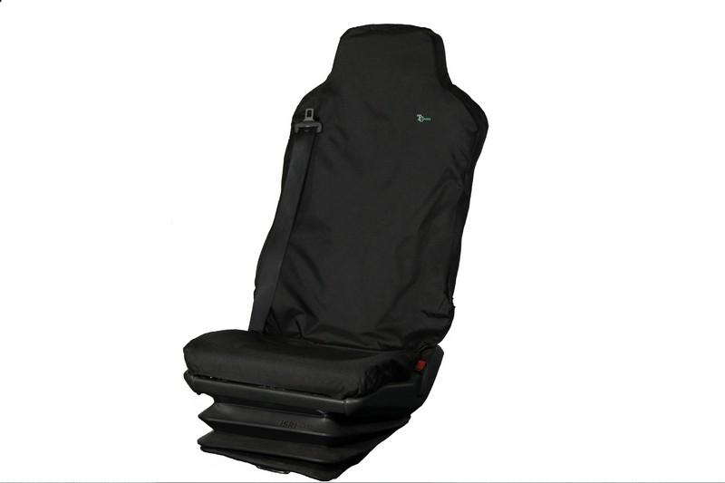 IVECO, MAN & MERC DRIVER SEAT COVER- BLACK