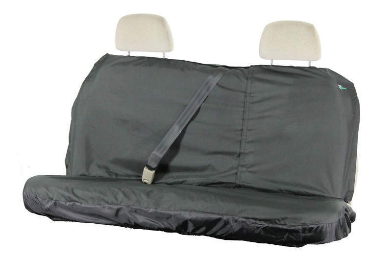 MULTI FIT REAR EXTRA LARGE SEAT COVER (UP TO 163CM WIDE)- BLACK