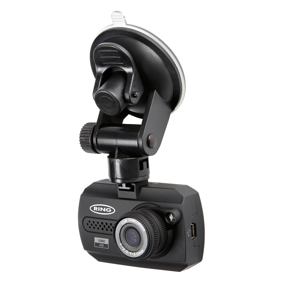 HD SMALL COMPACT ACCIDENT WITNESS DASH CAMERA 12-24 VOLT CAR TRUCK