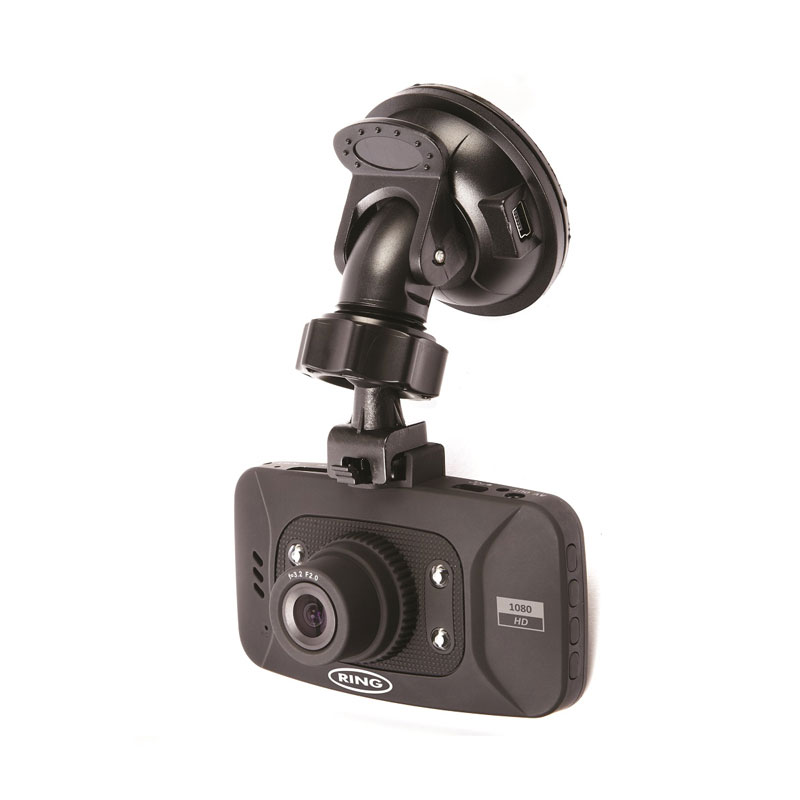 HD COMPACT ACCIDENT WITNESS DASH CAMERA 12-24 VOLT CAR TRUCK