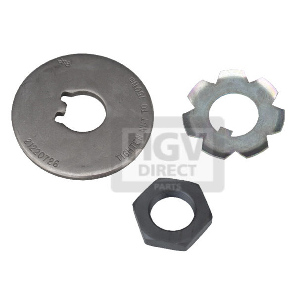 MERITOR-ROR TE AXLE AXLE END NUT KIT