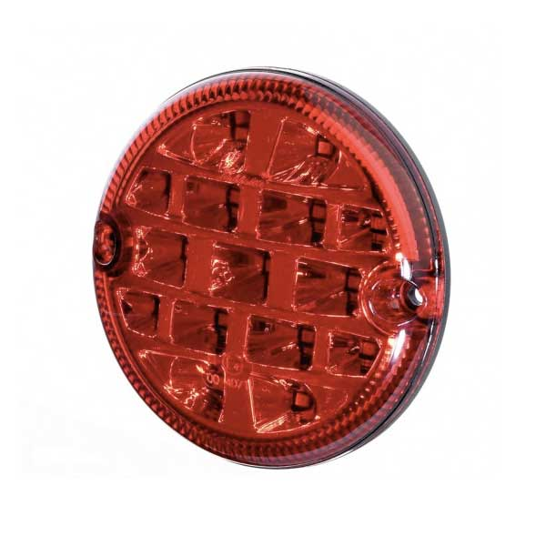 Rubbolite LED Rear Light Model 837 12v-24v
