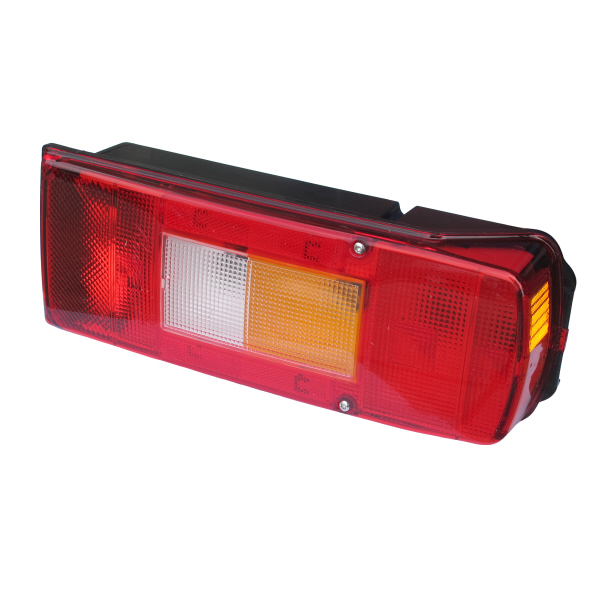 HINO 700 SERIES OFF SIDE RIGHT HAND REAR TAIL LAMP - INC ALARM