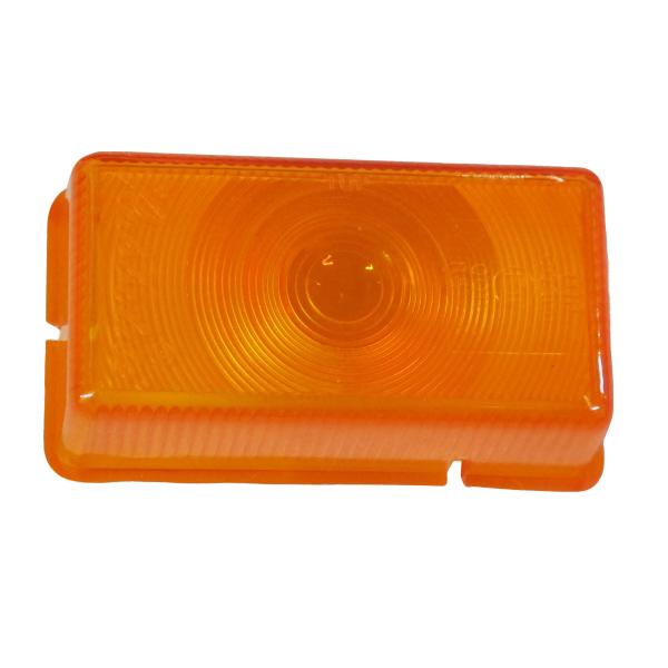 Rubbolite Lens For Marker Lamp Model 332, 333, 334, 335