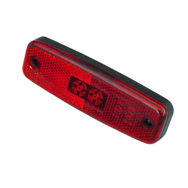 Rubbolite Red Marker Lamp Model 891