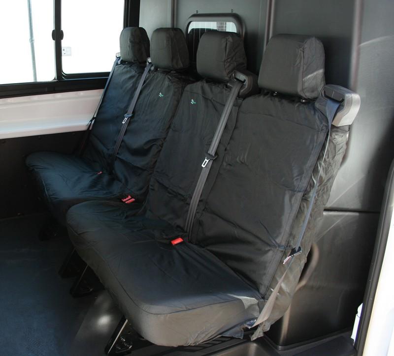 TRANSIT 2014 CREW SEAT COVER- BLACK