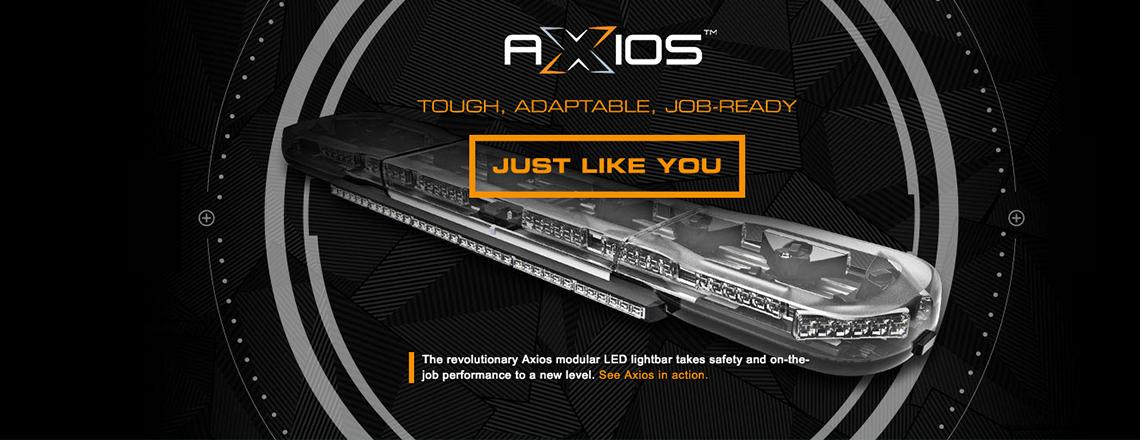 Axios Light Bar