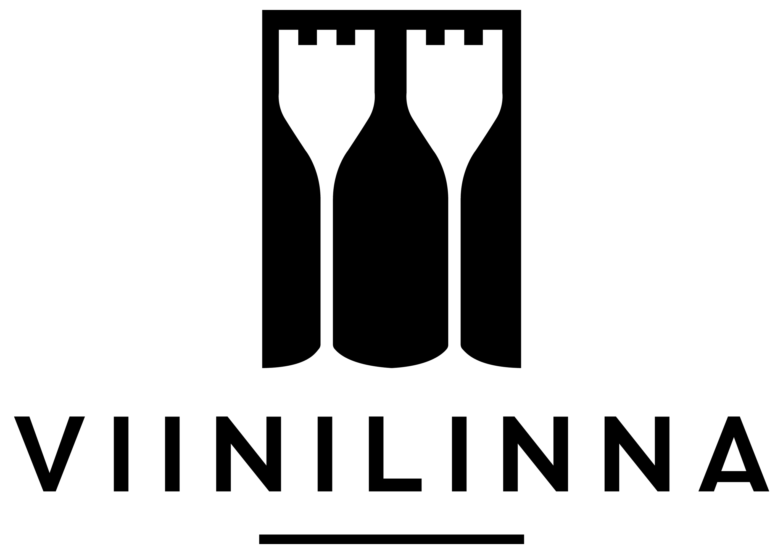 Viinilinna_logo_bw