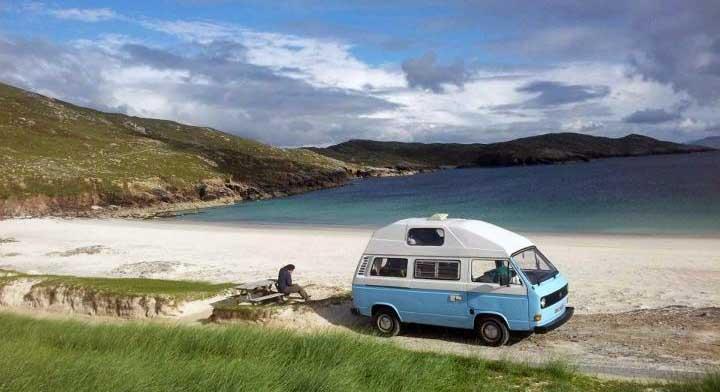 Luskintyre Beach &copy Kelvyn Skee / Flickr