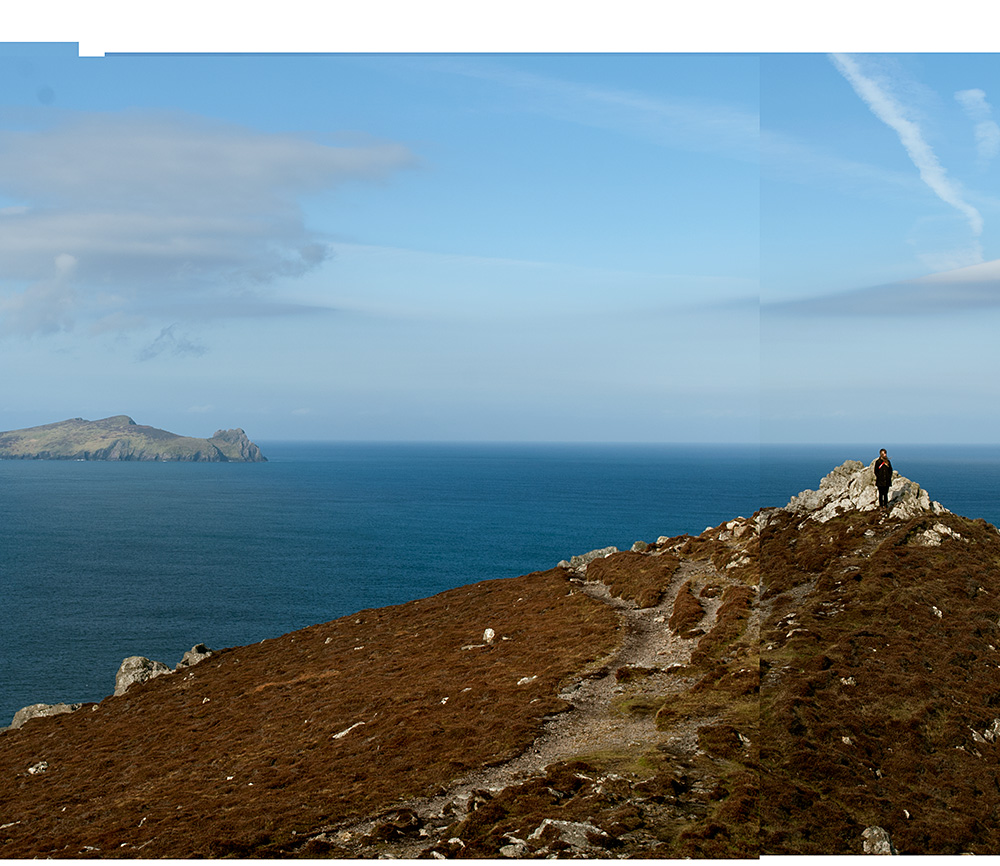 Great Blasket Cró Mor, Dingle Peninsula