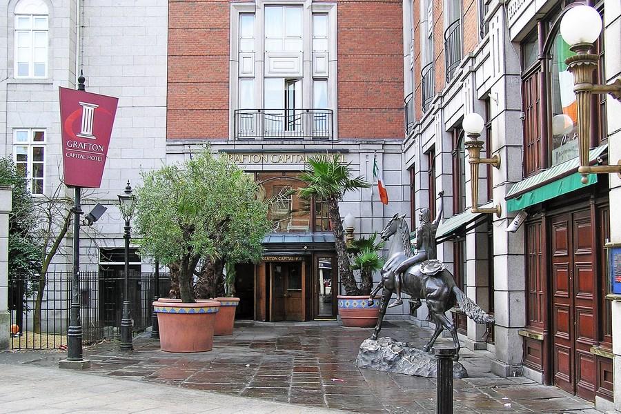 Grafton Capital Hotel Dublin 1