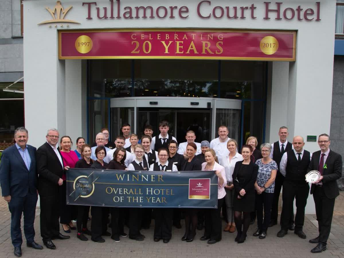 Tullamore Court Hotel Offaly 3
